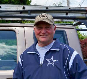 Steve Tate, Owner, MVP Painting, LLC